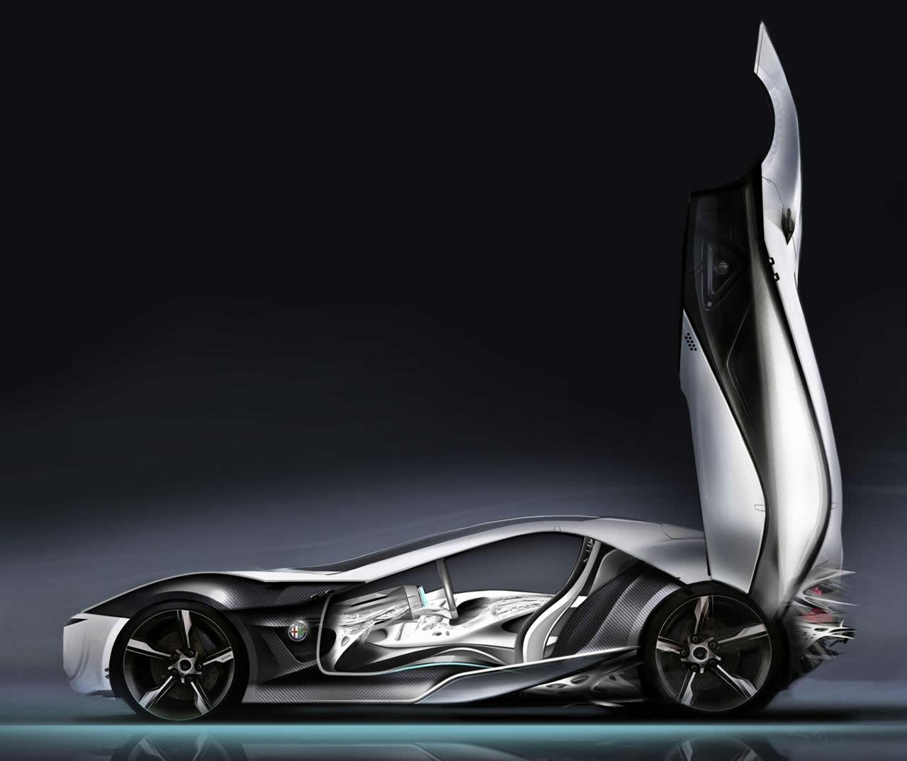 Super, Exotic And Concept Cars