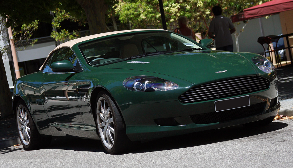 Aston Martin Dbs For Sale Australia Aston Martin Dbs Green